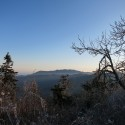 View near Clingman's Dome