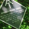 Lowest point on the Appalachian Trail