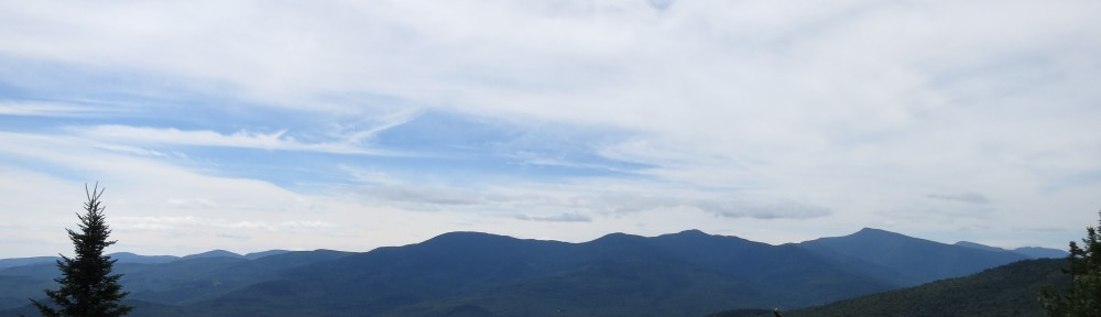 Facing the Maine Mountains