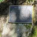 plaque celebrating maine ccc