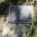 plaque celebrating maine ccc